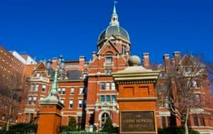 Johns Hopkins Hospital and Sidney Kimmel Cancer Center