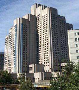 University of British Columbia building
