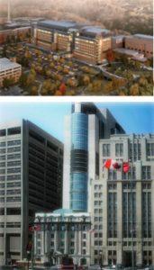 University of Toronto building