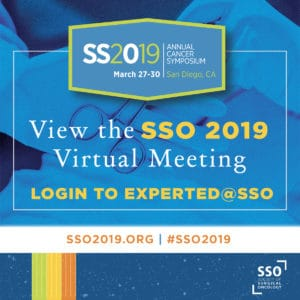 SSO 2019 Virtual Meeting