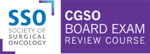 SSO CGSO Board Exam logo