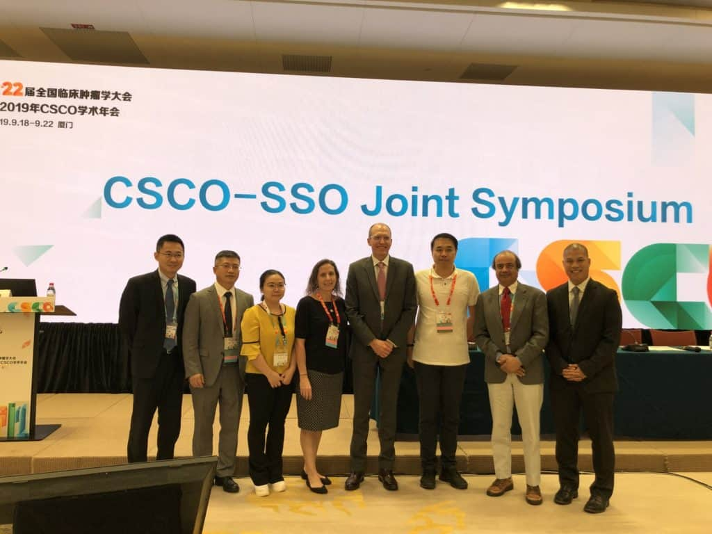 Chinese Society of Clinical Oncology